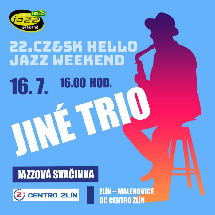 Jazzový koncert v Centro Zlín