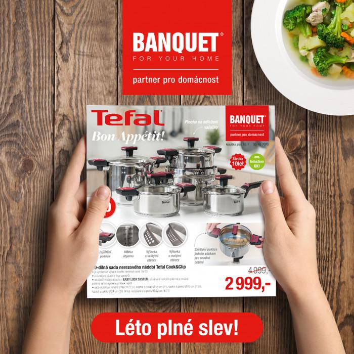 Žhavá nabídka prodejny Banquet
