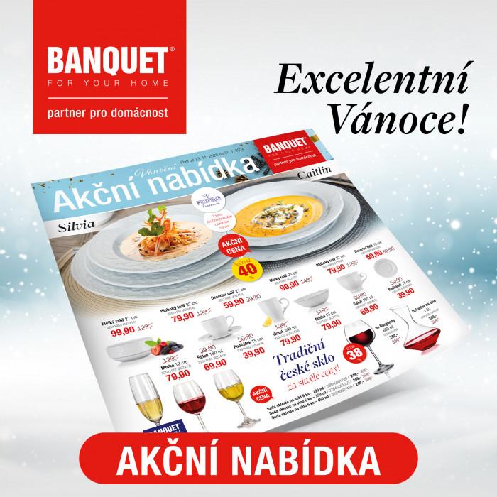 Nabídka prodejny Banquet
