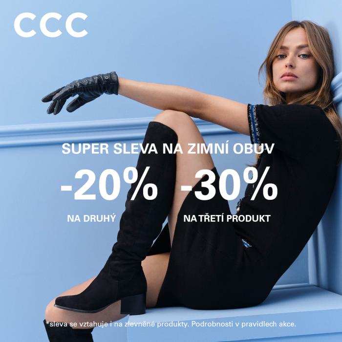 VCCC pokračuje výprodej! ZIMNÍ OBUV JEŠTĚ LEVNĚJI!