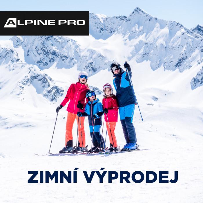 Zimní výprodeje vALPINE PRO zahájeny