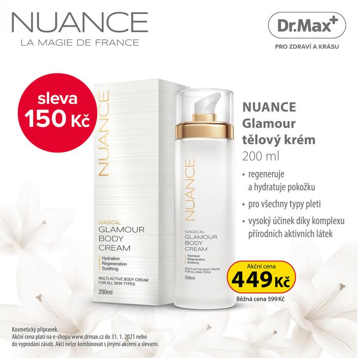 Akce na kosmetiku Nuance a Uriage