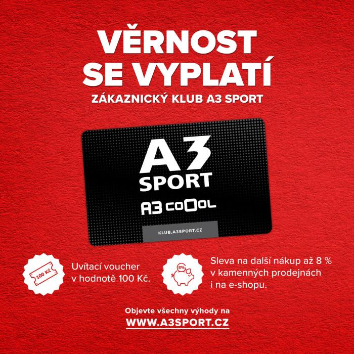 Zákaznický klub A3 Sportu