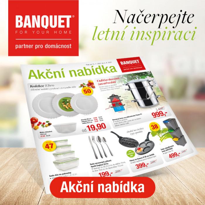 Akční nabídka prodejny Banquet
