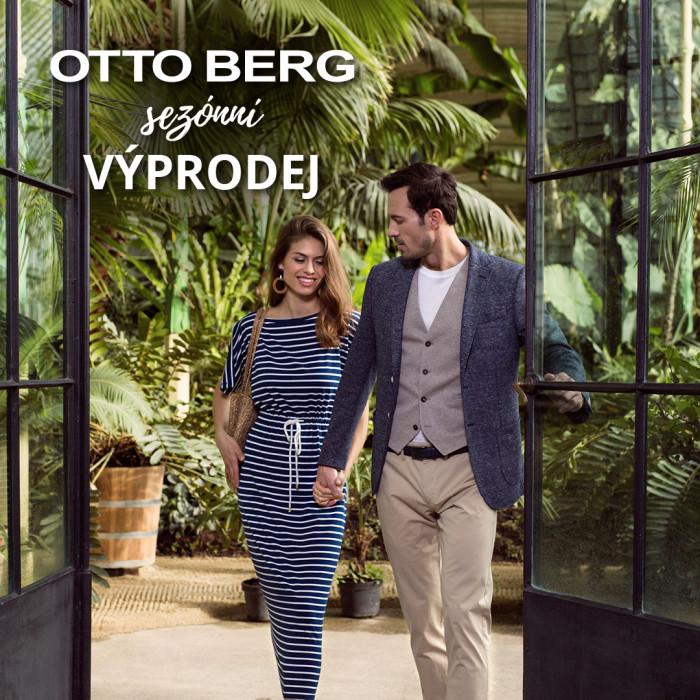 Sezónní výprodej OTTO BERG