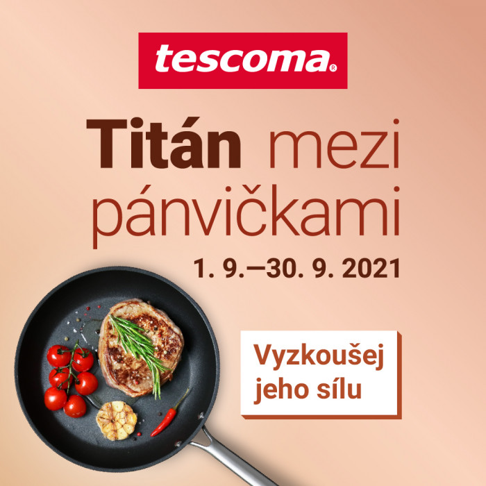 Tescoma v září přináší nový leták