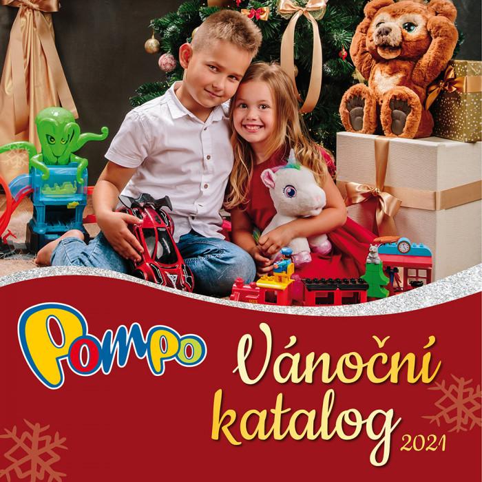POMPO Vánoční katalog je plný slev